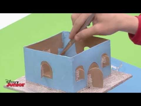 Art Attack - 'Treehouse' Make