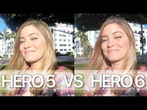 GoPro Hero 6 vs Hero 5 Video Test