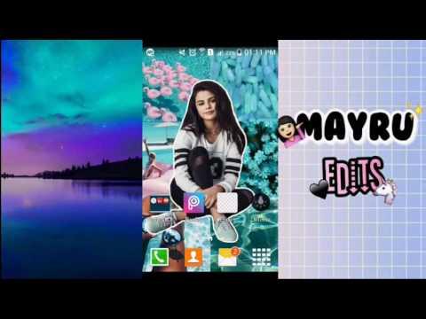 Tumblr Collage en Pics Art||Mayru Edits