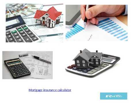 Mortgage Insurance Calculator-CMHC