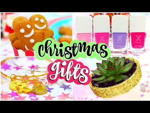 DIY Christmas Gifts! Easy DIY Gift Ideas Everyone Will LOVE!