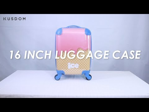 16 inch Luggage Case - Design Your Own