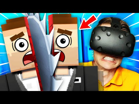 SAVING SECRET PEOPLE GOES TERRIBLY WRONG In VR (Just In Time Incorporated VR Funny Gameplay)