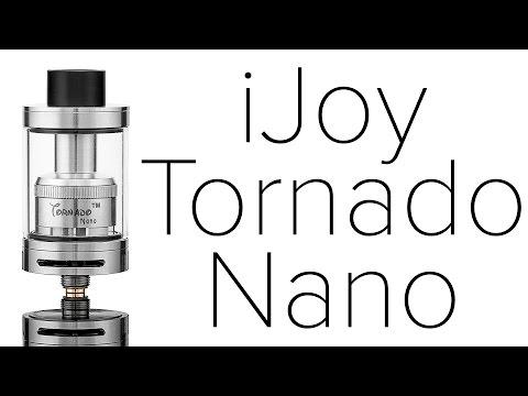 iJoy Tornado Nano Review
