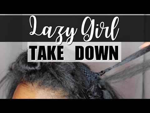 Xxx Mp4 How To Remove Your Lazy Girl Crochet Braids BRIANA TAHARI 3gp Sex