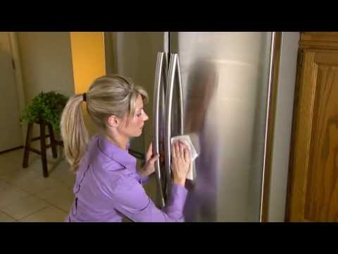 How To Clean Stainless Steel Appliances -- Magic®