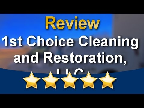 1st Choice Cleaning and Restoration, LLC El Paso  Amazing  5 Star Review by Leslie H.