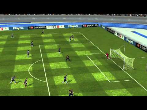 FIFA 14 Android - Imran Messi VS Juventus
