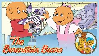 Berenstain Bears: Go To School/ Week at Grandma's - Ep.3