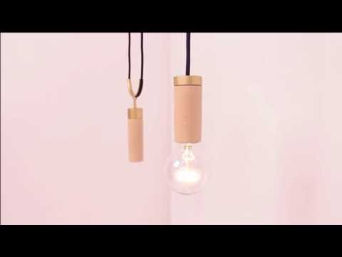 Track - Pulley lamp