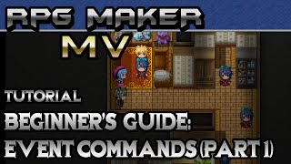 RPG Maker VX Tutorial: How to Make Examinable Objects