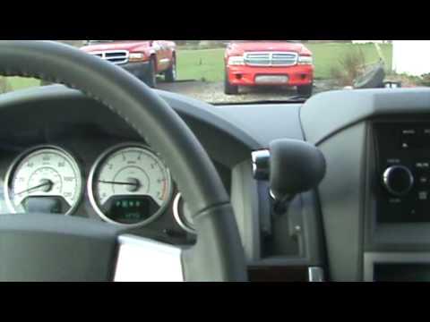 Rental car burnout