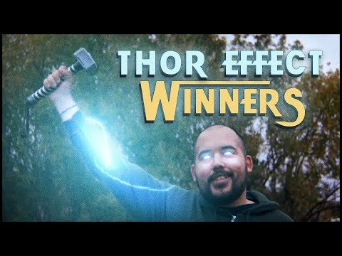 Thor Effect Winners