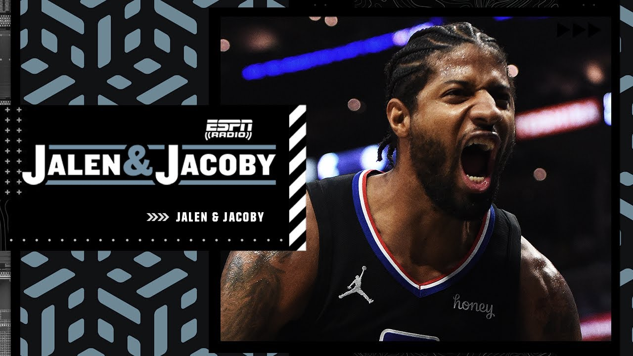 Jalen Rose's biggest takeaways from the Clippers' Game 4 win over the Jazz   Jalen & Jacoby