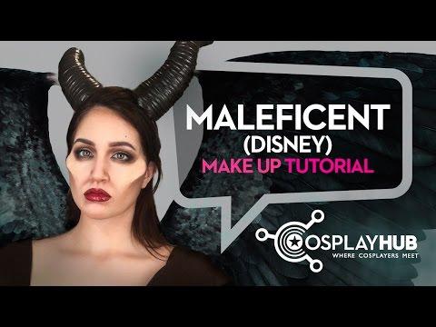 Maleficent, Disney - Make Up Tutorial