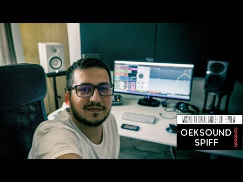 Fix your rap vocals ! Oeksound Spiff plugin mixing tutorial