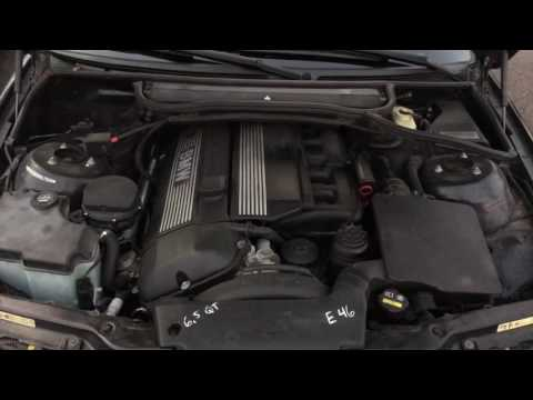 How to check oil BMW 325i