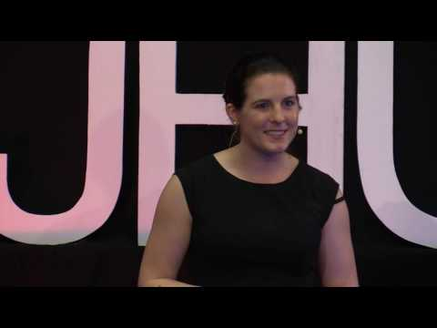 Candy-Coating Academia: Learning to Ask the Right Questions | Jennifer Dailey | TEDxJHU