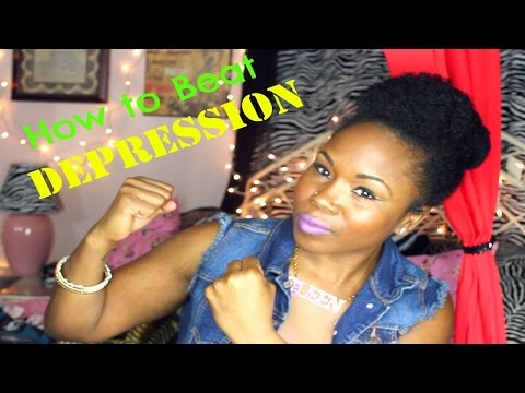 How I Beat Depression || Simple Ways to Fight Hopelessness and Pain (Mental Health Monday's)