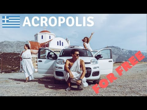 How To Visit ACROPOLIS For FREE | Not So Cultural Museum Day
