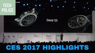 Samsung CES 2017  highlights