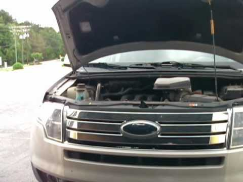 How To Remove And Repair A 2007-2010 Ford Edge 3.5L PCM