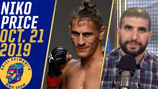 Niko Price wants Mike Perry to sign the contract | Ariel Helwani's MMA Show