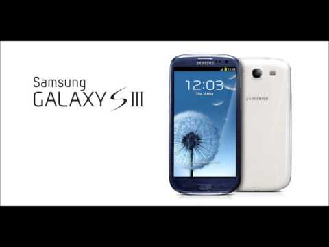 Samsung Galaxy S3 (Over The Horizon Ringtone)