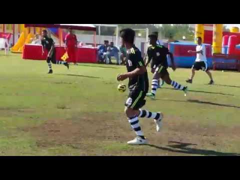 Ullal guys football match at dubai