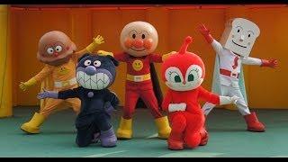 アンパンマンショー アンパンマンとカレーなヒーロー Anpanman Show 2014/01/12