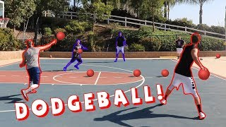 THE 2HYPE DODGEBALL COMPETITION!!!