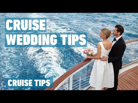 Cruise Weddings, Getting Married at Sea | Planet Cruise Weekly
