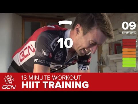 Quick HIIT Workout - Indoor Cycling Training