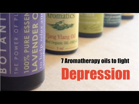 7 Aromatherapy for depression