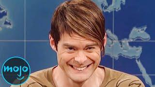 Top 10 Saturday Night Live Members Who Always Break Character