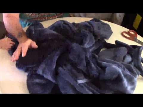 Soft Plush Microfiber Fleece Bathrobe Lightweight Terry Lounge Robe for Men and Women