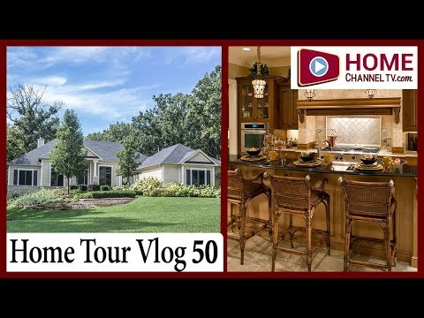 Real Estate Vlog Tour 50 - Custom Home Community of Thousand Oaks by KLM Builders