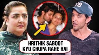 Sunaina Roshan Questions Hrithik Roshan On Affair With Kangana Ranaut