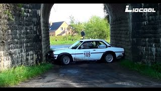 Historic Rally Festival 2015 - Show, Spin & Mistakes [HD]