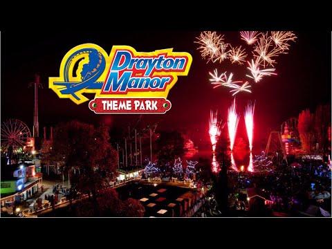 Drayton Manor Vlog October 2017