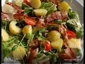 Юлия Высоцкая — Салат с запеченным картофелем, беконом и помидорами Mp3