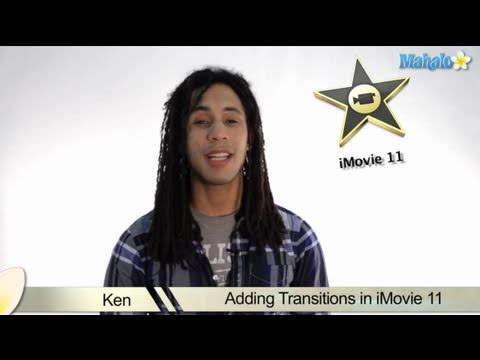 Learn iMovie 11 - How to Add Transitions to Your Film