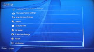 How To Reset Ps4 To Factory