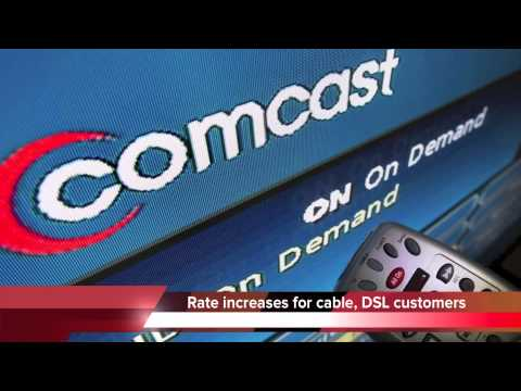 New fee being added to Comcast, AT&T U-Verse bills