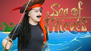 TROLLING AT SKULL ISLAND • Sea of Thieves Gameplay