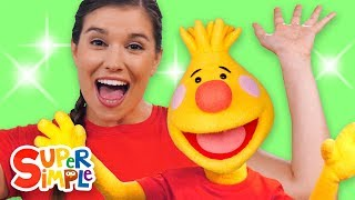 Open Shut Them #2 | Opposites Song For Kids | Sing Along With Tobee