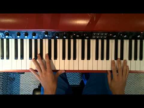 Breakbot - One Out Of Two Piano Tutorial