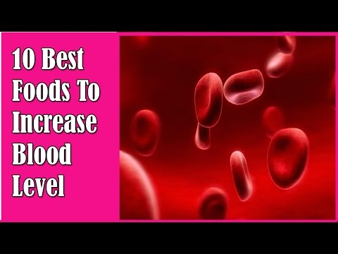 खून बढ़ाने के रामबाण 10 उपाय - Top 10 Foods for Increase Blood Level - Hemoglobin Rich Foods