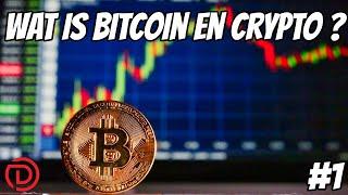 🤓Wat is Bitcoin En Crypto ? | Cursus: Traden met Bitcoin \u0026 Crypto | Doopie Cash #1