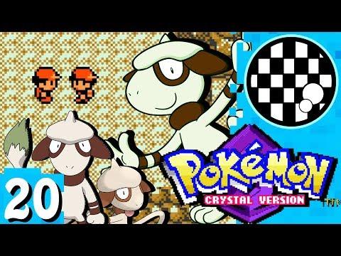 6 Smeargle Challenge: Pokemon Crystal   PART 20 FINALE